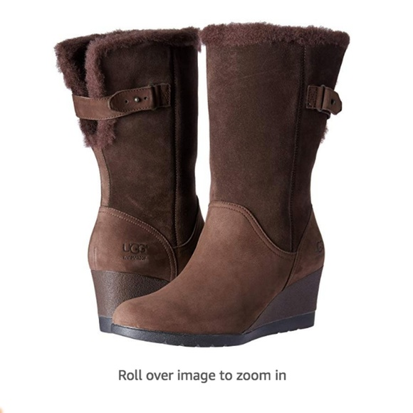 049af4509e6 UGG Women's Edelina Winter Boot NWT